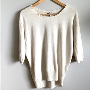 Wilfred | silk+cashmere sweater